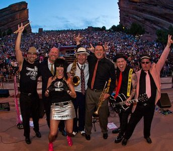 The Informants Rock Red Rocks Amphitheater May 2011